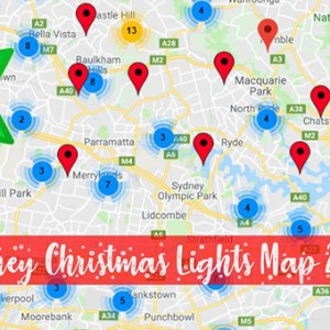 Featured Event Of The Week: Christmas Lights Trail Sydney 2019