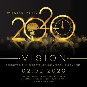 2020 Vision: Discover The Secrets Of Universal Alignment This Weekend