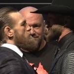 The Conor McGregor Finally Faces Off Donald 'Cowboy' Cerrone In A Pre-fight Press Conference