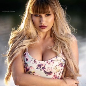 In Pictures: Meet One Of StarCentral Magazine's Swimsuit Models Of The Month – Ashton Elizabeth