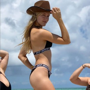 A Fan Of Tennis Star Eugenie Bouchard Just Paid $85,000 For A Date With Her