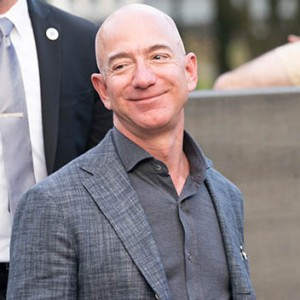 Amazon CEO Jeff Bezos Is On The Way To Becoming The World's First Trillionaire