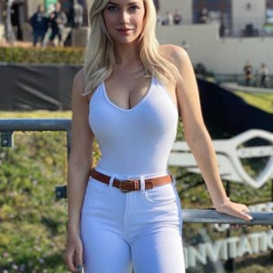 Golf Star Paige Spiranac Claims Her 34DD Breasts Actually Helps Her Golf Game