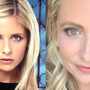 Sarah Michelle Gellar Just Posted Buffy The Vampire Slayer's 'Thirst Trap' & It's Side-Splittingly Funny