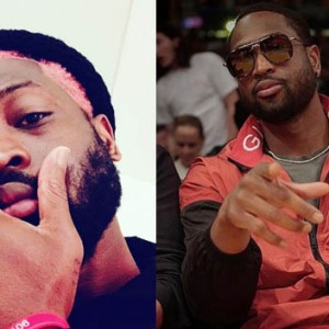 Basketball Star Dwyane Wade Just Dyed His Hair Pink To Match His Daughter Zaya. Yes, You Read Right!