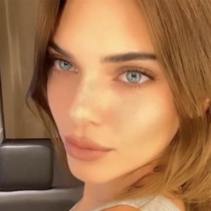 Kendall Jenner Just Dyed Her Hair Blonde And OMG She Looks Incredible