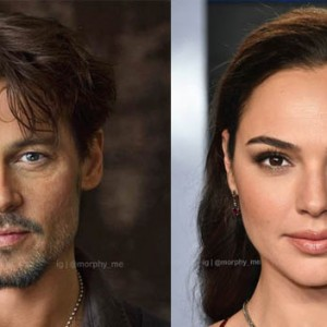 This Artist Merges Two Celebs Into One Creating A Mashup. The Result Will Leave You Speechless