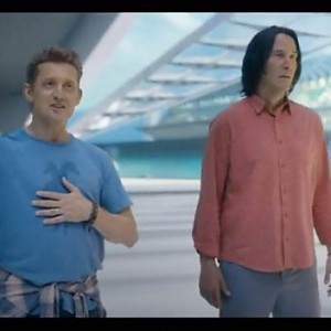 OMG! The Trailer For The Much-Awaited Sequel To Bill & Ted's Excellent Adventure Has Finally Dropped