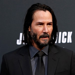 Prepare Your Heart Ladies… Because Keanu Reeves Is Auctioning Off A Private Zoom Date For Charity