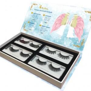 Introducing VISUAL ELVES – An Eyelash Subscription Box That Keeps Giving All Year Long