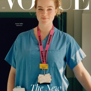 Vogue's Latest Cover Features Workers That Provide Essential Services. Yes, You Read Right!