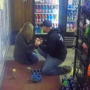 This Man Proposed To His Girlfriend By Staging An Armed Robbery. Prepare To Be Shocked.